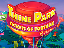 Theme Park Tickets Of Fortune